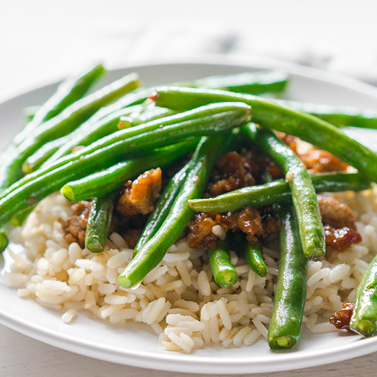 green-bean-rice